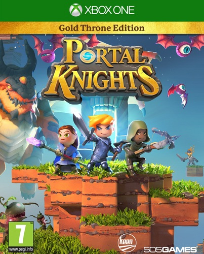 Portal Knights - Gold Pack Edition [XONE]