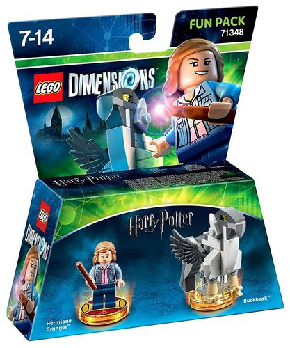 LEGO Dimensions Fun Pack - Harry Potter Hermoine Granger