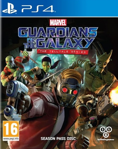 Guardians of the Galaxy - The Telltale Series [PS4]