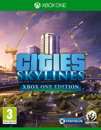 Cities: Skylines [XONE] (E/i)