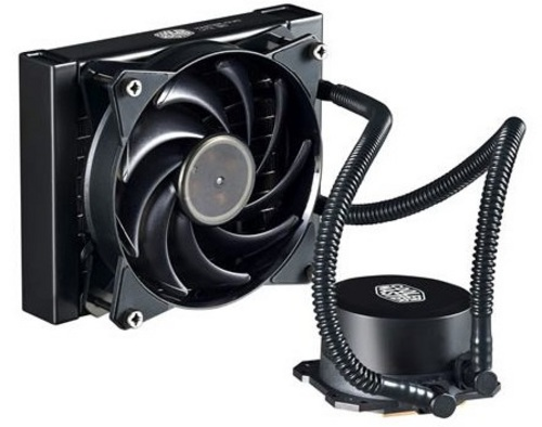 MasterLiquid Lite 120 CPU Liquid Cooling