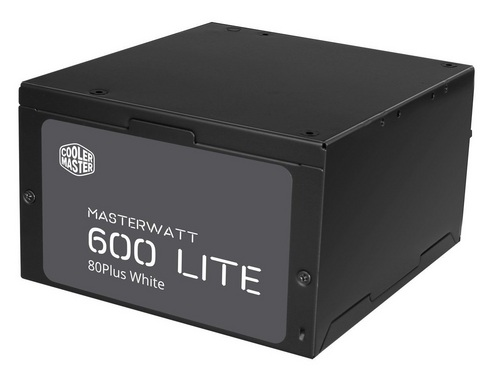 MasterWatt Lite 600W 230V Power Supply