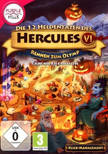 Purple Hills: Die 12 Heldentaten des Hercules VI