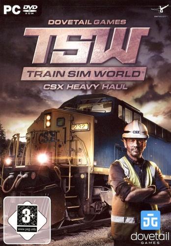 Train Sim World: CSX Heavy Haul [DVD]