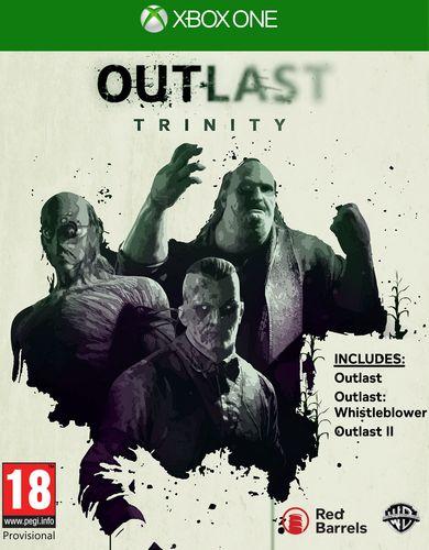 Outlast Trinity [XONE]