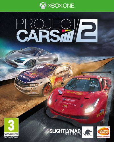 Project CARS 2 [XONE]