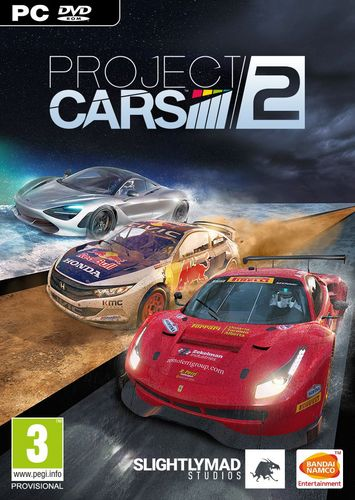 Project CARS 2 [DVD]