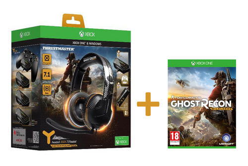 Ghost Recon Bundle - Y350X + Game [XONE]