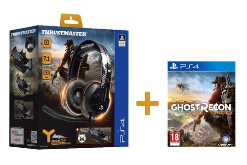 Ghost Recon Bundle - Y350P + Game [PS4]