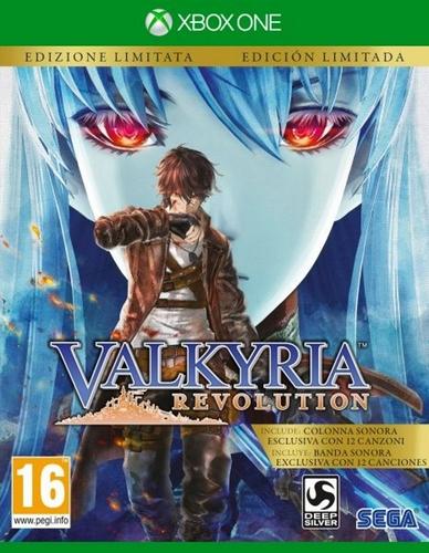 Valkyria Revolution - Day One Edition [XONE] (E/i)