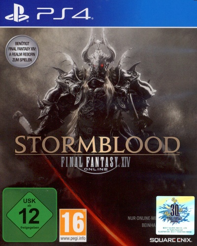 Final Fantasy XIV: Stormblood [Add-On] [PS4]