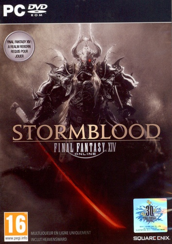 Final Fantasy XIV: Stormblood [Add-On] [DVD]
