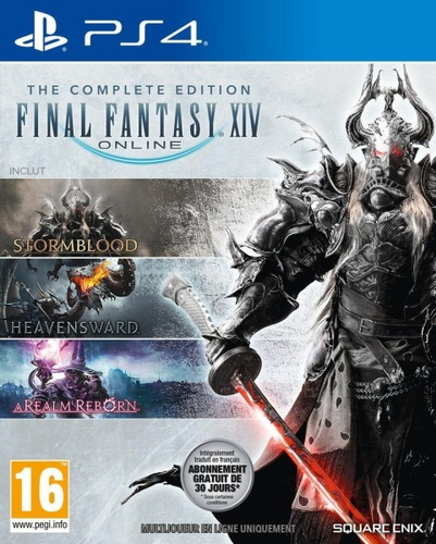 Final Fantasy XIV Complete Edition [PS4]
