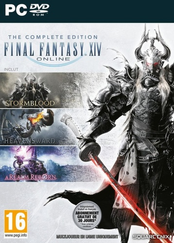 Final Fantasy XIV Complete Edition [DVD]