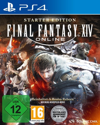 Final Fantasy XIV Starter Edition [PS4]