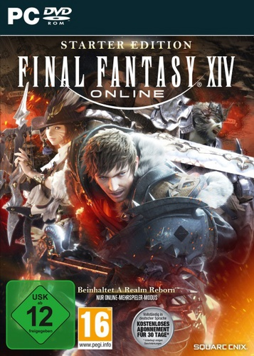 Final Fantasy XIV Starter Edition [DVD]