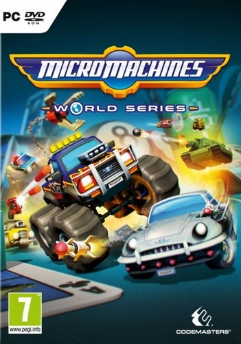 Micro Machines World Series [DVD]