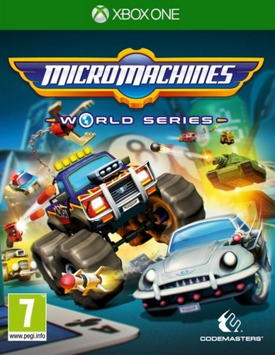 Micro Machines World Series [XONE]