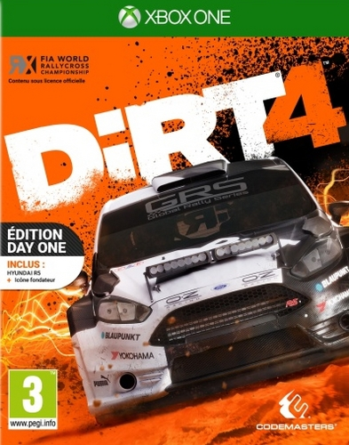 DiRT 4 Day One Edition [XONE]