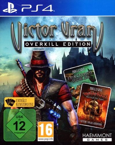 Victor Vran Overkill Edition [PS4]