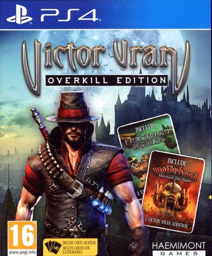 Victor Vran Overkill Edition [PS4]
