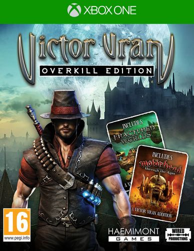 Victor Vran Overkill Edition [XONE]
