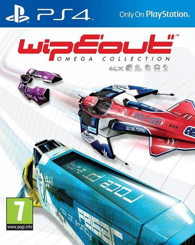 WipEout Omega Collection [PS4]