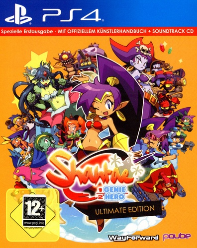 Shantae - Half Genie Hero Ultimate Day One Edition [PS4]