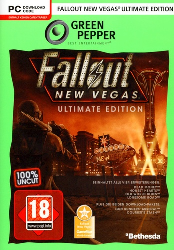 Green Pepper: Fallout New Vegas - Ultimate Edition