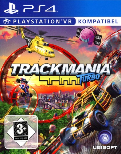Trackmania Turbo [PS4]