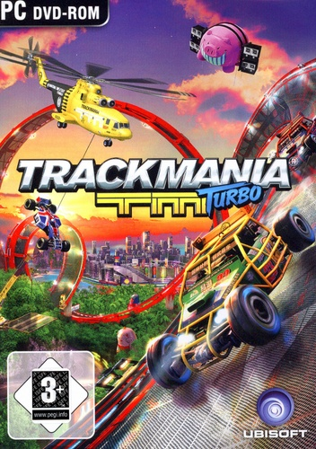 Pyramide: Trackmania Turbo