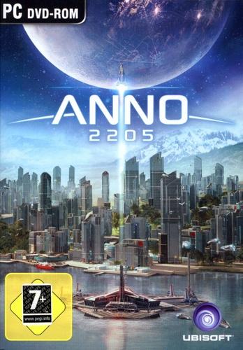 Pyramide: Anno 2205