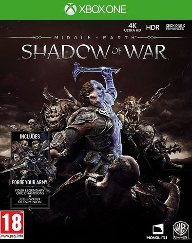 Middle-Earth Shadow of War [XONE]