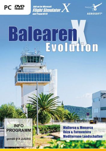 Balearen X Evolution [Add-On] [DVD]