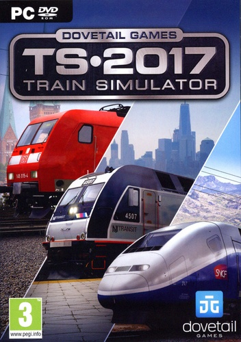 Train Simulator TS 2017 [DVD]