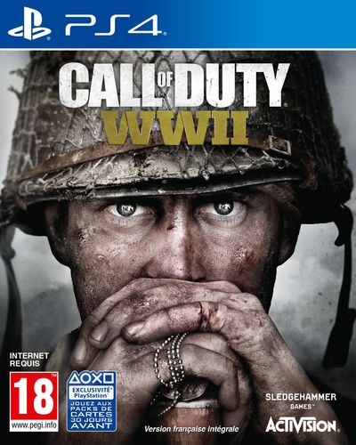 Call of Duty: WWII [PS4] (EF)