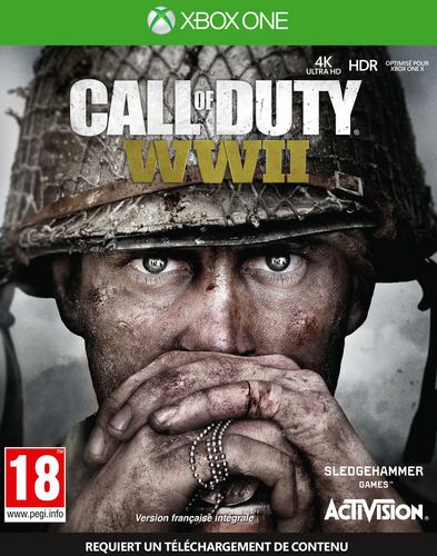 Call of Duty: WWII [XONE] (EF)