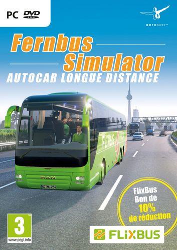 Fernbus Simulator [DVD]