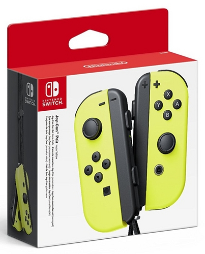 Joy-Con 2-Pack - neon yellow [NSW]