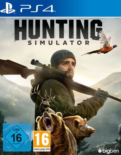 Hunting Simulator [PS4]