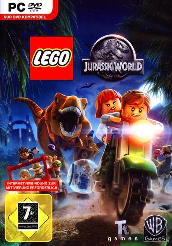 Pyramide: LEGO Jurassic World