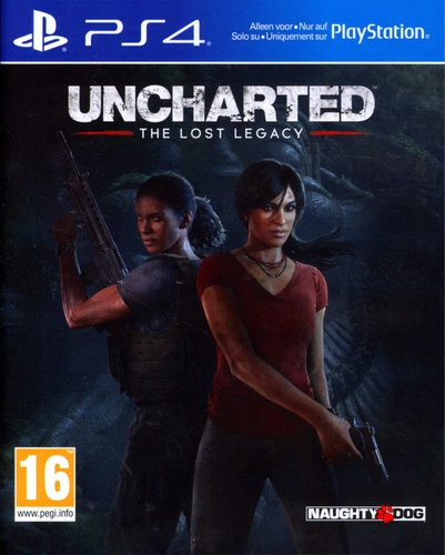 Uncharted: The Lost Legacy [PS4]