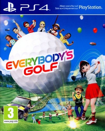 Everybody's Golf 7 [PS4]