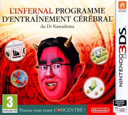 L'infernal programme d'entraînement cérébral du Dr. Kawashima
