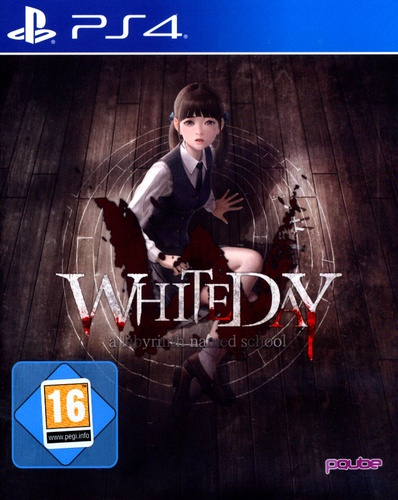 White Day: A Labyrinth Named School [PS4] (E/d)