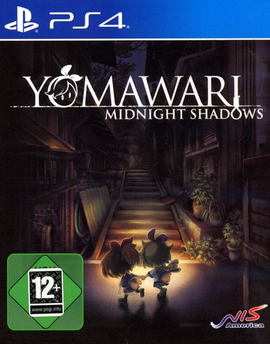 Yomawari: Midnight Shadows [PS4] (E/d)