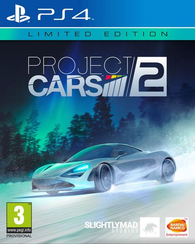 Project CARS 2 - Limited Edition [PS4]