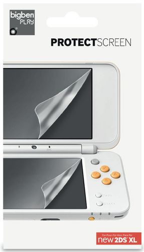 Dual Screen Protector Kit [New 2DS XL]