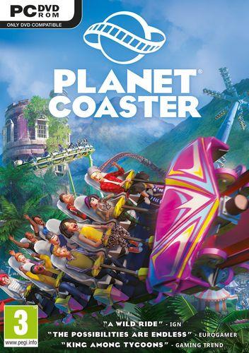 Planet Coaster [DVD]