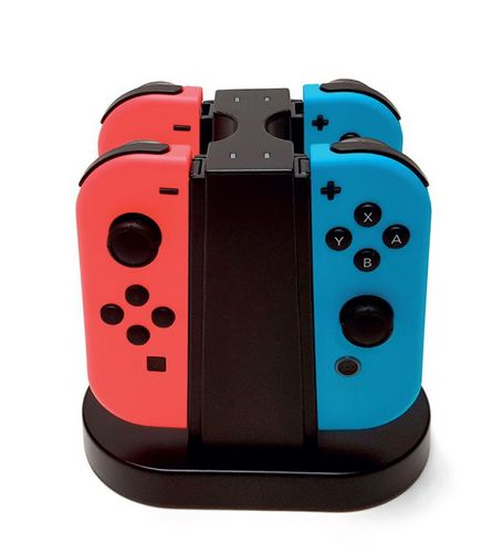 Quad Charging Station für Joy-Con [NSW]